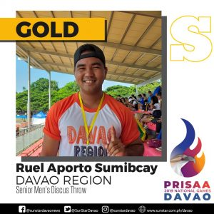 UMTC athletes reap victories in National PRISAA 2019
